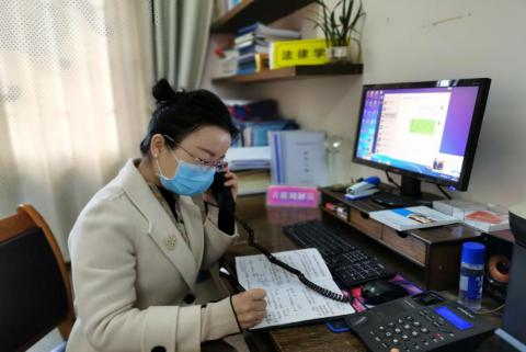 在疫情防控中突显女律师的责任与担当