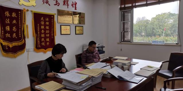 市律协法援专委联合市法援中心对全市法援案件全面开展走访式评查